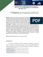Avaliacao Parasitologica de Ratos (Rattus Novergicus)