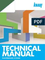 KNAUF Technical Manual Jan2014