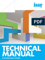KNAUF Technical Manual Jan2014