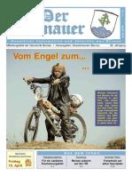 Der Bernauer - April 2016