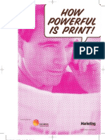 Power of print