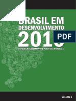 Brasil em Desenvolvimento 2010 - Volume 1.pdf
