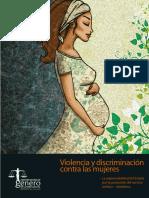 Violencia y Reproducción - Colombia 2013