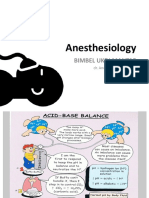 Anesthesiology Bs Btkv Bp Ba Mantap Tutor