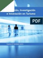 Formacion Investigacion E Innovacion en Turismo