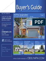 Coldwell Banker Olympia Real Estate Buyers Guide April 2nd 2016