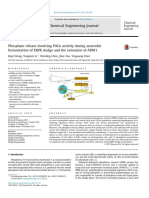 Phosphate Release Involving PAOs Activity During Anaerobic Fermentation of EBPR Sludge and the Extension of ADM1 2016 Chemical Engineering Journal