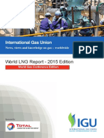 IGU-World LNG Report-2015 Edition