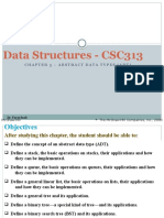 Chapter 3 data structure introductionn