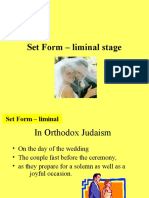 Jewish Marriage - Kiddushin powerpoint