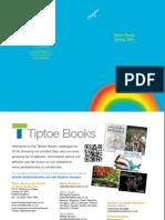 Tiptoe Childrens Illustrated Book Catalog Spring 2016