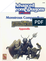Monstrous Compendium (1)