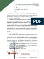 Bab III - Pendekatan Dan Metode