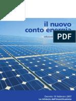 GSE Conto Energia 08