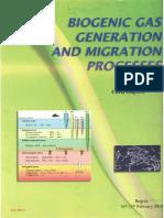 Origen y Migración Del Gas Biogénico