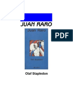 Stapled On, Olaf - Juan Raro