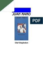 Stapled On, Olaf - Juan Raro