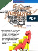 Pharma Sales Forecasting
