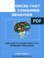 Forces That Drive Consumer Behaviour