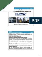 Conhecimentos Específicos IBGE - Exercícios Com Gabarito.