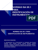 Normas ISA S5-25