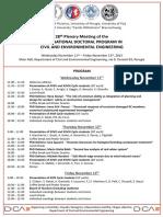 PhD Plenary Meeting 2015