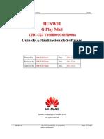CHC-U23_Open Market_Colombia_V100R001C605B064a Manual de Actualizacion