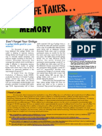 Casey Learning&Memory Newsletter 2010