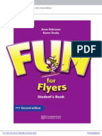 Fun for Starters Movers and Flyers2 Flyers Students Book Frontmatter