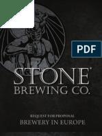 Stone Europe RFP