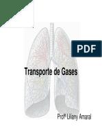 Transporte de Gases