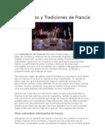 Costumbres y Tradiciones de Francia