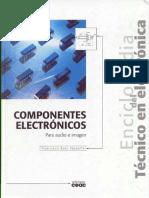Tecnico en Electronica Componentes Electrónicos Para Audio e Imagen