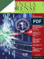 Ciencia Forense Revista Inacipe Octubre 2013