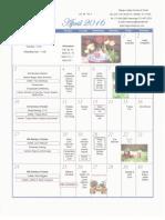 Minden UCC April Cornerstone Newsletter