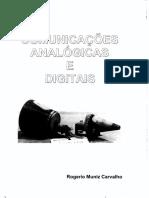 Comunicações Analógicas e Digitais_Rogério Muniz Carvalho