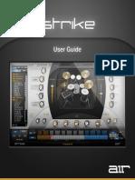 AIR Music Tech - Strike v2 - User Guide