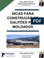 Dicas Para Construção de Galpões Pré Moldados