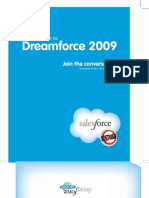 Dreamforce Conference Guide - 2009
