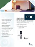 Alfa RFID Datasheet