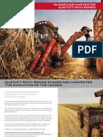 Sugar Cane Harvester Brochure CIH2171001 2010
