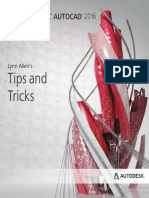 Autocad 2016 Tips and Tricks