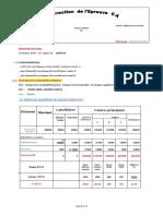 Correction de Lepreuve de La CA 2012