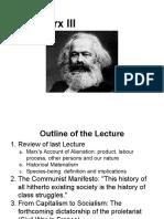 Marx III