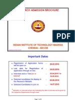 Msphd Brochure