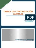TEMA 1. Temas de Contratación Laboral