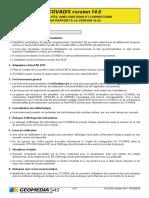 Covadis version 14.0