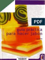 Jabones Libro Practico