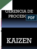 Gerencia de Procesos UCB