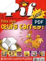 Pif Gadget - New Pif 002 - Sep 2004
